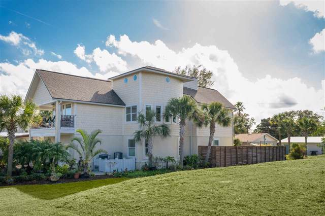 170 Inlet Dr, St Augustine, FL 32080 (MLS #191998) :: Tyree Tobler | RE/MAX Leading Edge