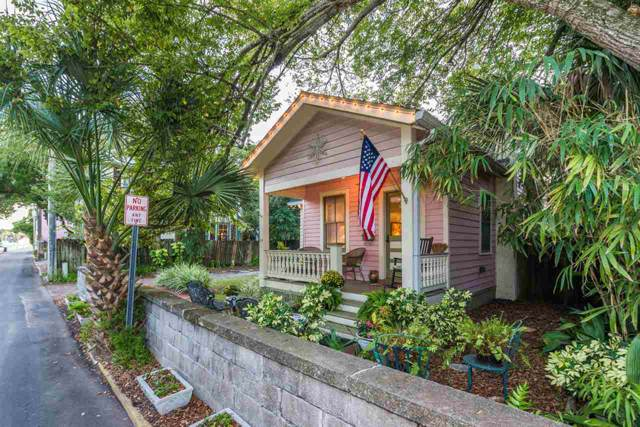 64 Marine Street, St Augustine, FL 32084 (MLS #192025) :: Noah Bailey Group