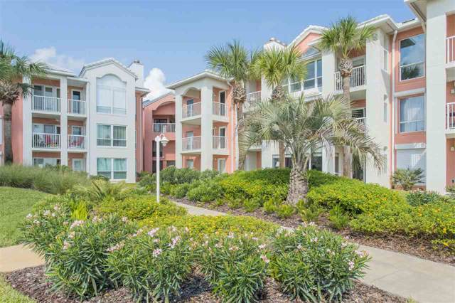 6170 S A1a #307, St Augustine Beach, FL 32080 (MLS #192040) :: Memory Hopkins Real Estate