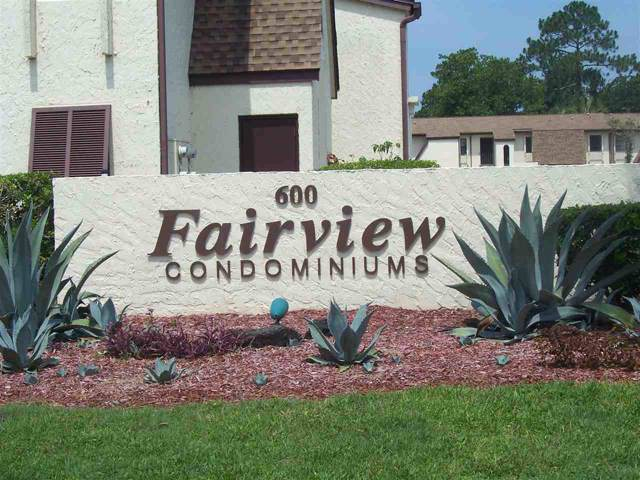 600 Domenico Circle C-9, St Augustine, FL 32086 (MLS #192060) :: 97Park