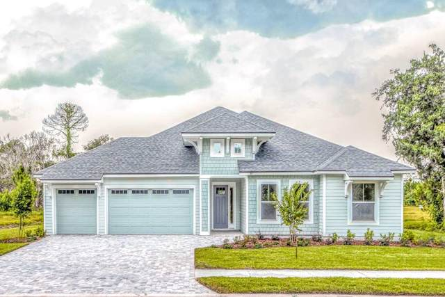 433 Pescado Dr., St Augustine, FL 32095 (MLS #192120) :: Noah Bailey Group