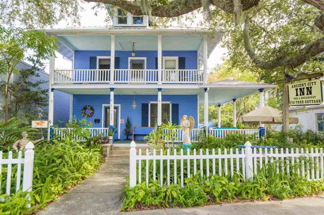 47 San Marco Ave, St Augustine, FL 32084 (MLS #192184) :: The Haley Group