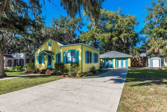 46 Macaris Street, St Augustine, FL 32084 (MLS #192193) :: 97Park