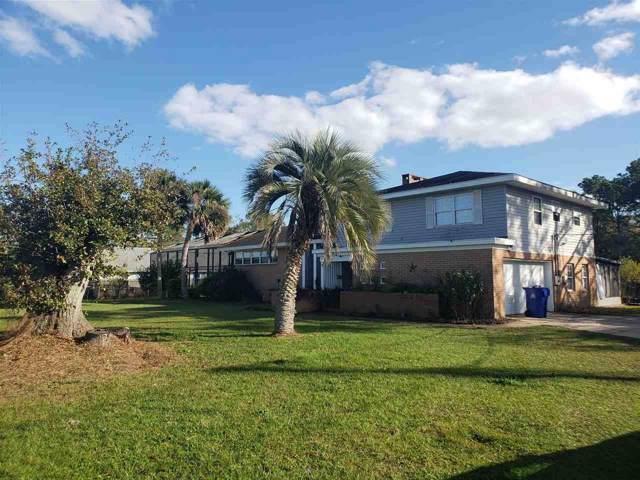 477 Del Monte Dr., St Augustine, FL 32084 (MLS #192226) :: Memory Hopkins Real Estate