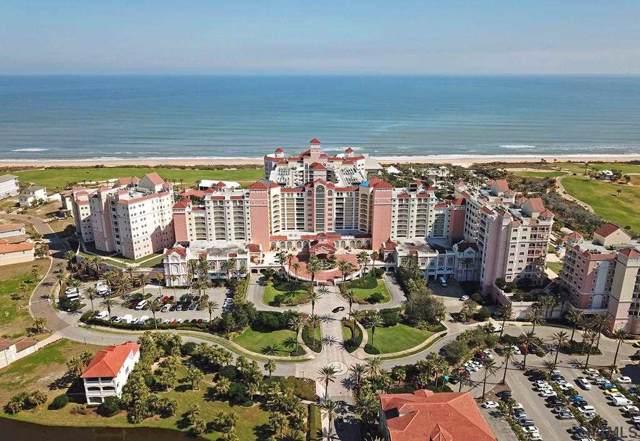 200 Ocean Crest Drive #614, Palm Coast, FL 32137 (MLS #192249) :: Memory Hopkins Real Estate