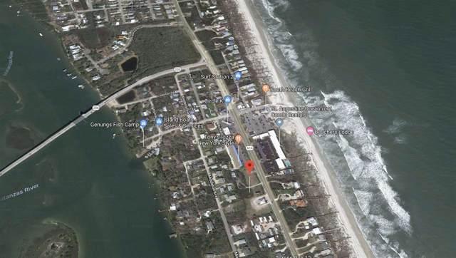7013 A1a South, St Augustine, FL 32080 (MLS #192318) :: Noah Bailey Group