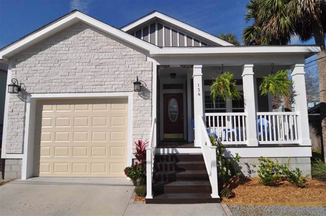 134 South St, St Augustine, FL 32084 (MLS #192364) :: Memory Hopkins Real Estate
