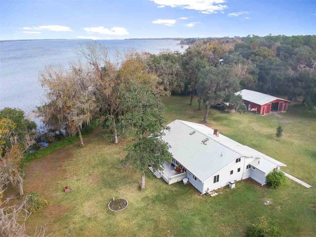 163 Federal Point Road, East Palatka, FL 32131 (MLS #192377) :: 97Park