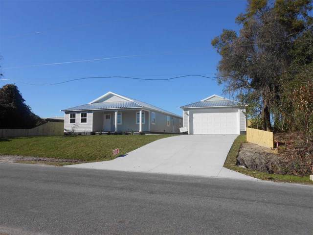 202 Cornell Rd, St Augustine, FL 32086 (MLS #192388) :: The Haley Group