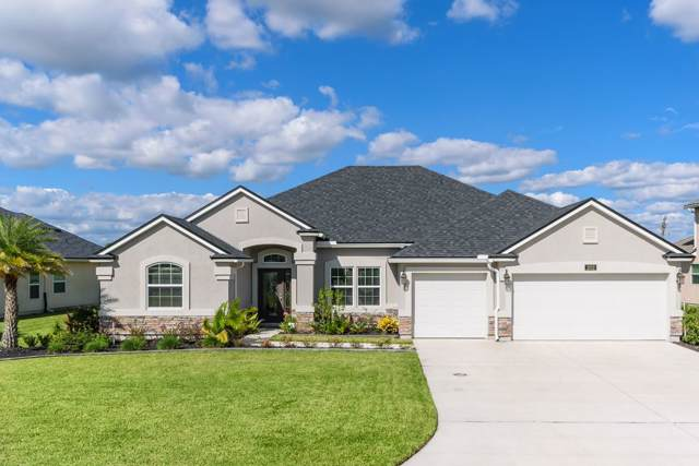 2132 S Sorrento Hills Road, St Augustine, FL 32092 (MLS #192439) :: Memory Hopkins Real Estate
