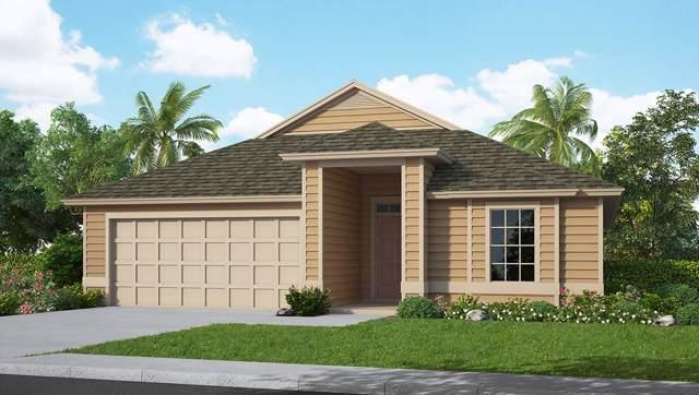383 Palace Drive, St Augustine, FL 32084 (MLS #192448) :: Memory Hopkins Real Estate