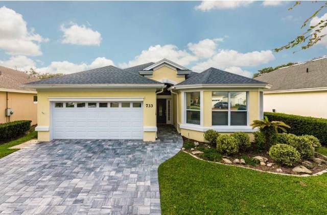 733 El Vergel, St Augustine, FL 32080 (MLS #192486) :: Memory Hopkins Real Estate