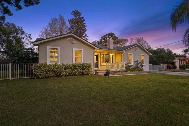 105 Terrapin Rd, St Augustine, FL 32086 (MLS #192539) :: The Haley Group