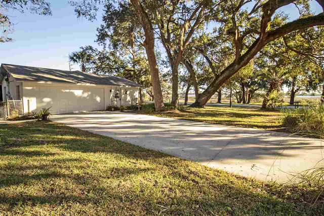 2580 Shore Dr, St Augustine, FL 32086 (MLS #192553) :: The Haley Group