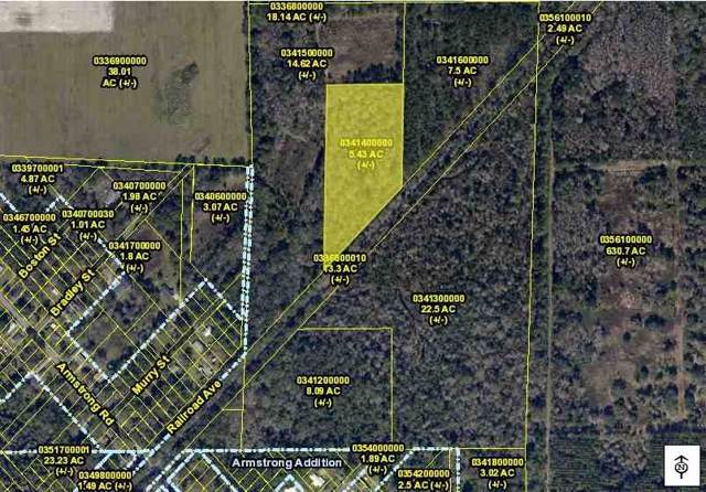 000 Railroad Ave, Elkton, FL 32033 (MLS #192576) :: Bridge City Real Estate Co.
