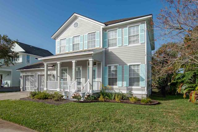 664 Sun Down Circle, St Augustine Beach, FL 32080 (MLS #192583) :: Memory Hopkins Real Estate