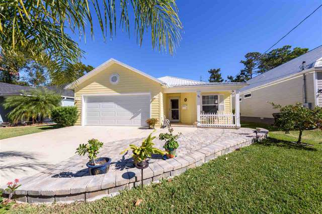 36 Coquina Ave, St Augustine, FL 32080 (MLS #192586) :: 97Park