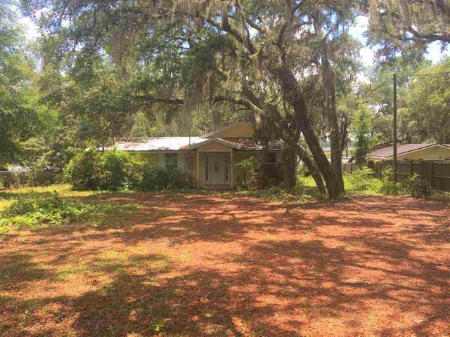 5927 White Sands Rd, Keystone Heights, FL 32656 (MLS #192601) :: The DJ & Lindsey Team