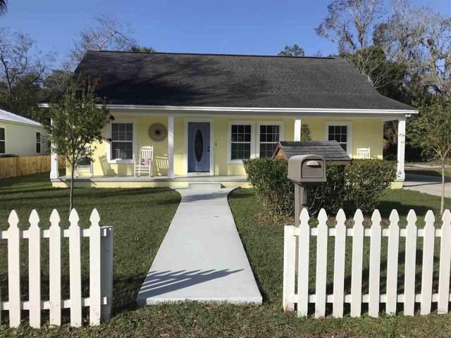 715 S Rodriquez Street, St Augustine, FL 32084 (MLS #192611) :: Tyree Tobler | RE/MAX Leading Edge