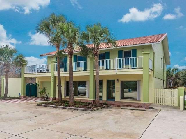 6045 S A1a B & C, St Augustine, FL 32080 (MLS #192637) :: Noah Bailey Group