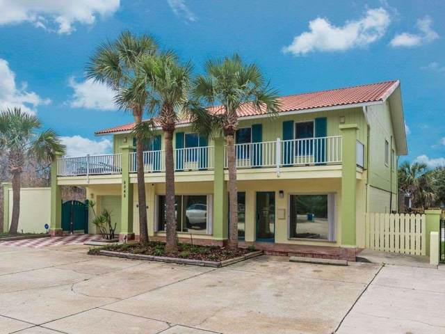 6045 S A1a B & C, St Augustine, FL 32080 (MLS #192638) :: Memory Hopkins Real Estate