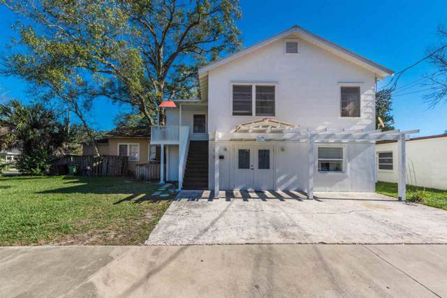11 Grant Street, St Augustine, FL 32084 (MLS #192648) :: The Newcomer Group