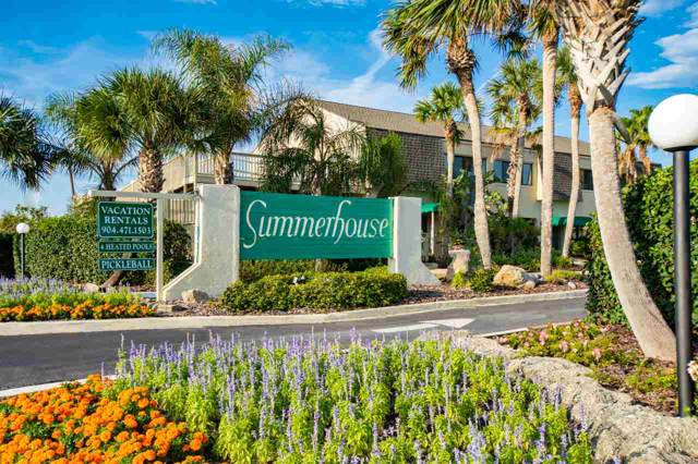 8550 A1a South #120 #120, St Augustine Beach, FL 32080 (MLS #192681) :: Memory Hopkins Real Estate