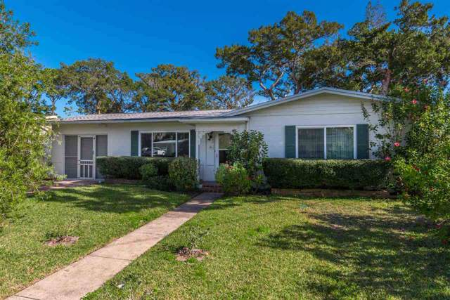 46 Coquina Ave, St Augustine, FL 32080 (MLS #192711) :: 97Park