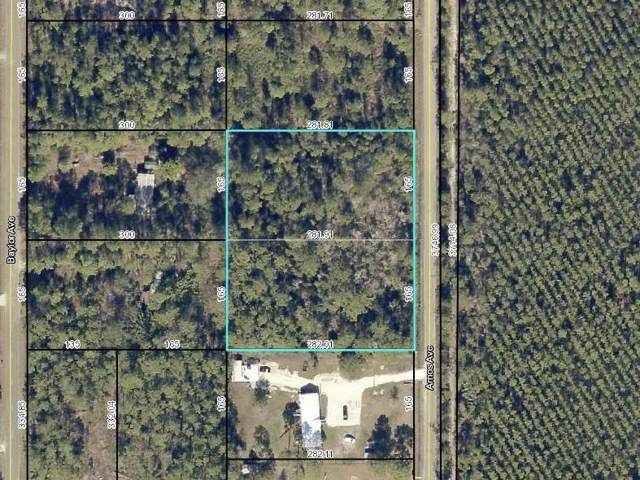 9985 Amos Ave, Hastings, FL 32145 (MLS #192717) :: Bridge City Real Estate Co.