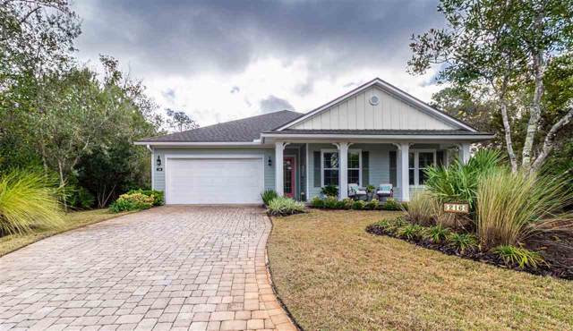 216 History Place, St Augustine, FL 32095 (MLS #192723) :: Tyree Tobler | RE/MAX Leading Edge