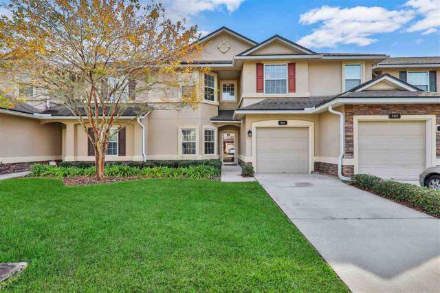 581 Wooded Crossing Circle, St Augustine, FL 32084 (MLS #192734) :: Memory Hopkins Real Estate