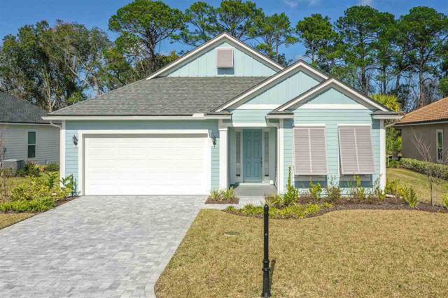 150 Pintoresco Drive, St Augustine, FL 32095 (MLS #192735) :: Noah Bailey Group