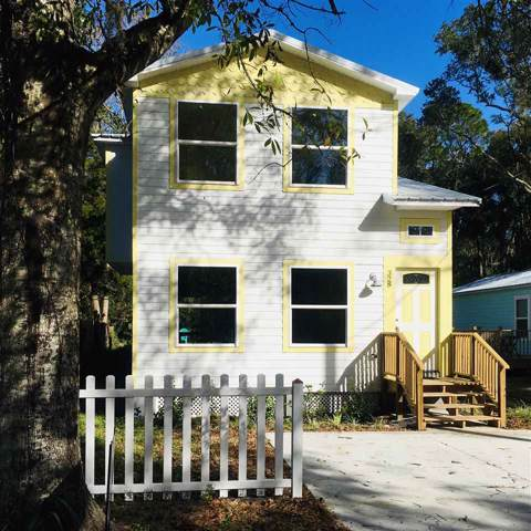 328 St. George Ave, St Augustine, FL 32084 (MLS #192737) :: Memory Hopkins Real Estate
