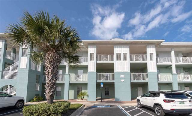 285 Atlantis Circle #302, St Augustine Beach, FL 32080 (MLS #192740) :: Memory Hopkins Real Estate
