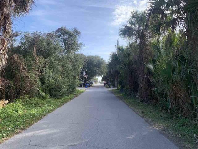 115 B Street, St Augustine Beach, FL 32080 (MLS #192746) :: The Haley Group