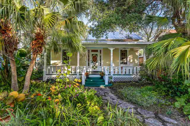 68 Saragossa Street, St Augustine, FL 32084 (MLS #192752) :: The Haley Group