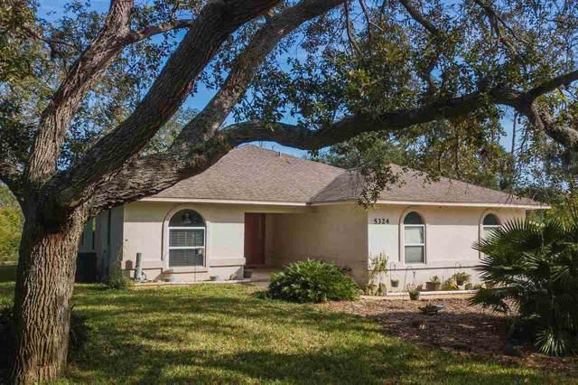 5324 Riverview Dr, St Augustine, FL 32080 (MLS #192760) :: Noah Bailey Group
