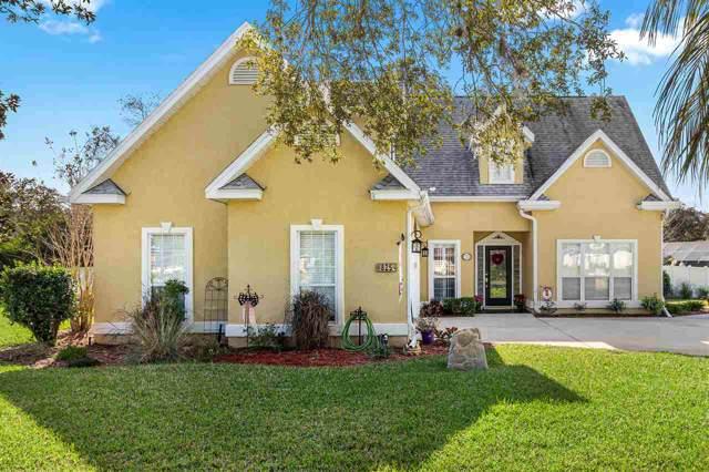 825 White Eagle Cir, St Augustine, FL 32086 (MLS #192768) :: Noah Bailey Group