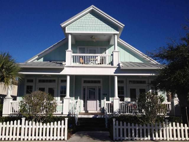 144 island Cottage Way, St Augustine Beach, FL 32080 (MLS #192776) :: Noah Bailey Group