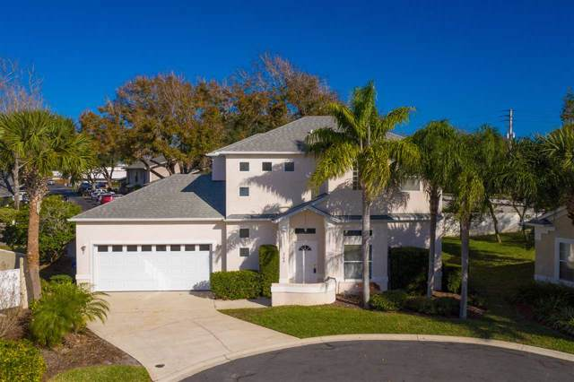 305 Sweet Laurel Court, St Augustine, FL 32080 (MLS #192779) :: The DJ & Lindsey Team