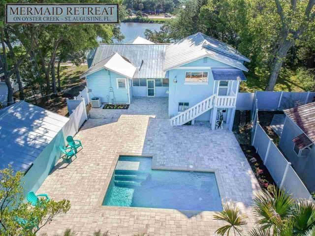 26 Rio Vista Drive, St Augustine, FL 32084 (MLS #192877) :: Noah Bailey Group