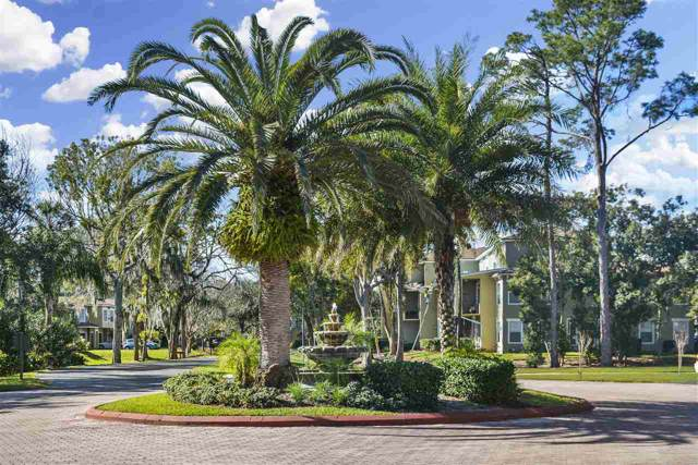 3010 Aqua Vista Ln 21-104, St Augustine, FL 32084 (MLS #192921) :: The Haley Group