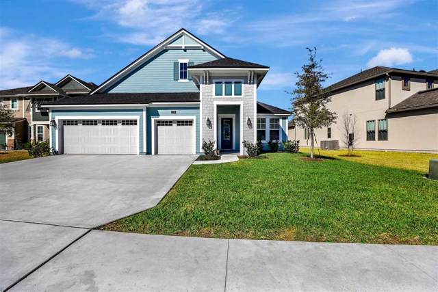 278 Silver Sage Ln, St Augustine, FL 32095 (MLS #193013) :: Memory Hopkins Real Estate