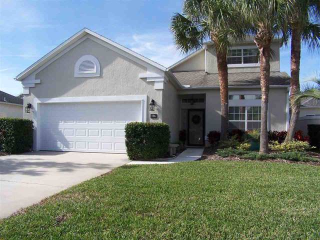 176 Cedar Ridge Circle, St Augustine, FL 32080 (MLS #193055) :: Noah Bailey Group