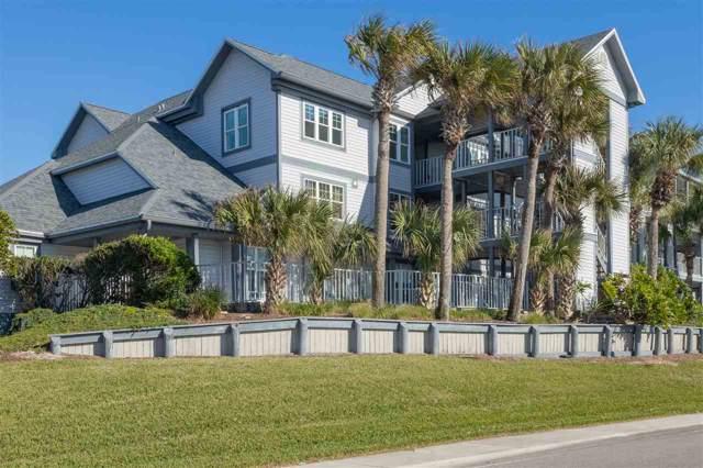 110 Ocean Hollow Ln #117, St Augustine, FL 32084 (MLS #193086) :: The DJ & Lindsey Team
