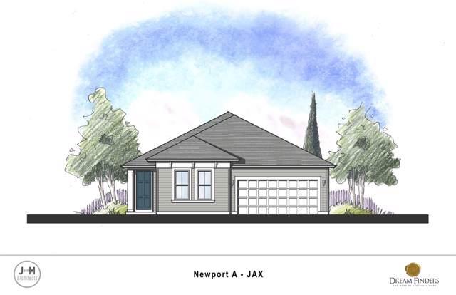 81 Weathering Ct, St Augustine, FL 32092 (MLS #193088) :: Memory Hopkins Real Estate