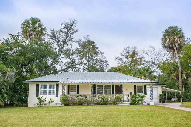 56 Valencia St, St Augustine, FL 32084 (MLS #193090) :: Bridge City Real Estate Co.