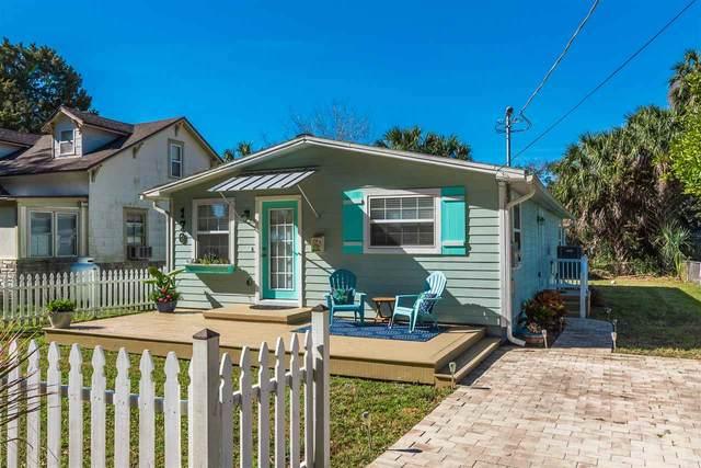 176 Oneida St, St Augustine, FL 32084 (MLS #193110) :: Memory Hopkins Real Estate