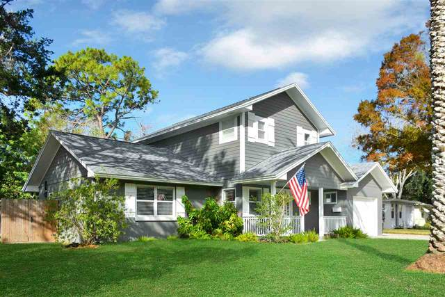 31 Solano Ave, St Augustine, FL 32080 (MLS #193120) :: Memory Hopkins Real Estate
