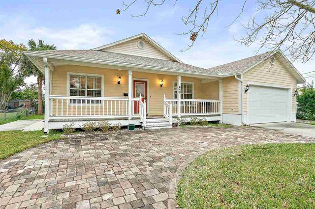 446 Arricola Ave, St Augustine, FL 32080 (MLS #193131) :: Memory Hopkins Real Estate